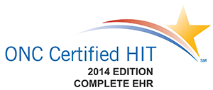 ONC Certified 2014 Edition Complete EHR