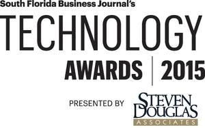 South Florida Business Journal Technology Awards 2015