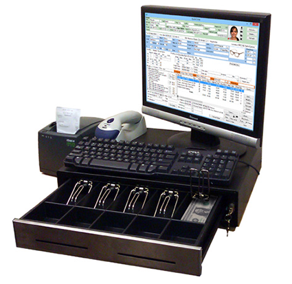 Optical Point of Sale (POS)